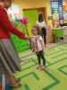 Pasowanie na przedszkolaka - grupa Żabek